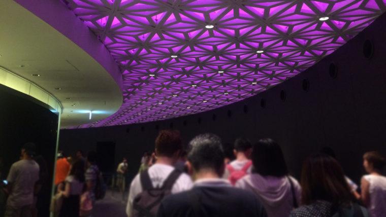 東京スカイツリーエレベーターエントランス