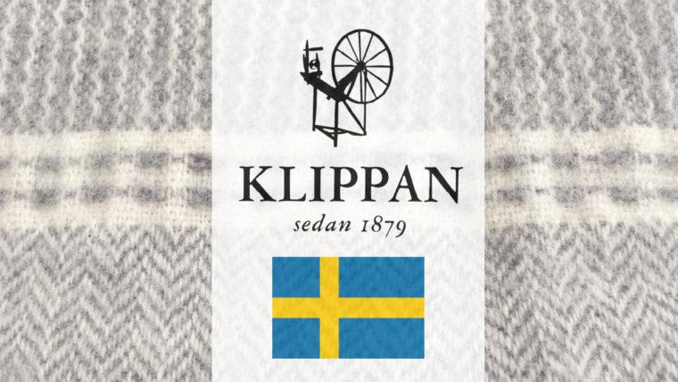 北欧で人気の老舗ブランドのクリッパン(klippan)